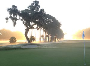 Callawassie Island Golf Course Sunrise