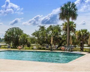 Lowcountry Private Community Fitness Center Pool