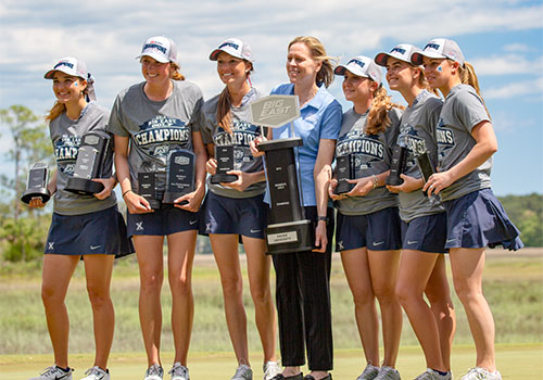 The Big East Golf Tournament and the Lessons We Learn