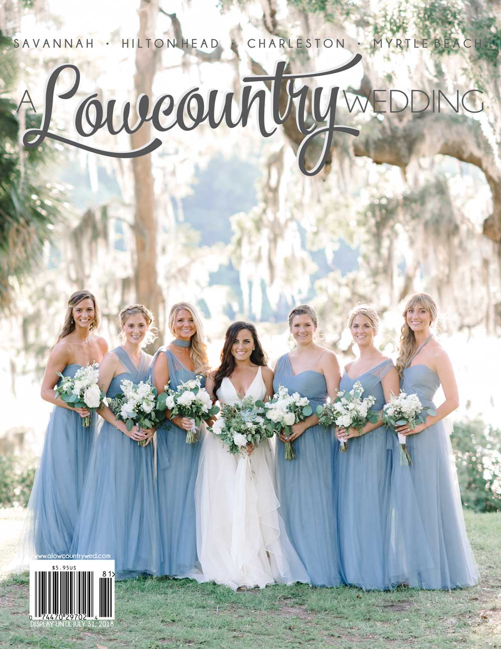 A Lowcountry Wedding Cover