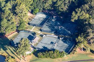 Callawassie Tennis Association Courts
