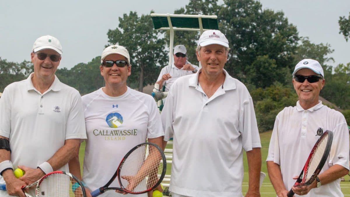 Callawassie Tennis Association Members